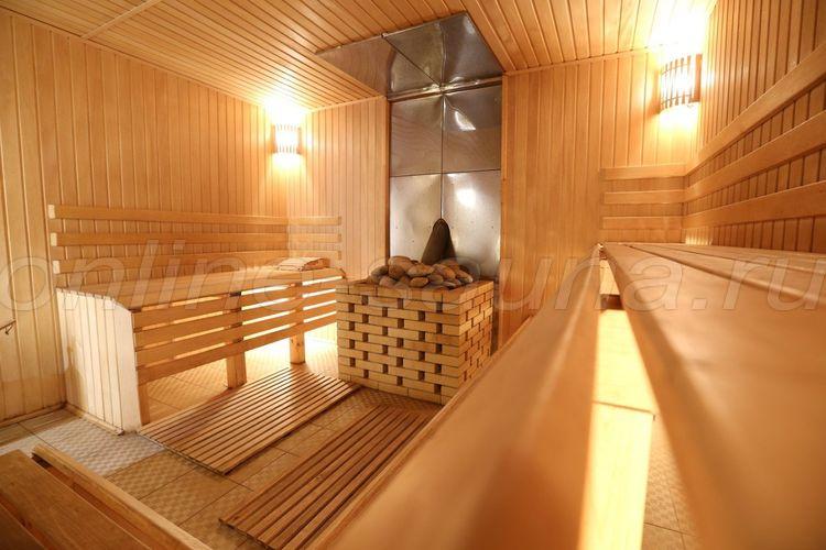 Лапсарские, бани на дровах
