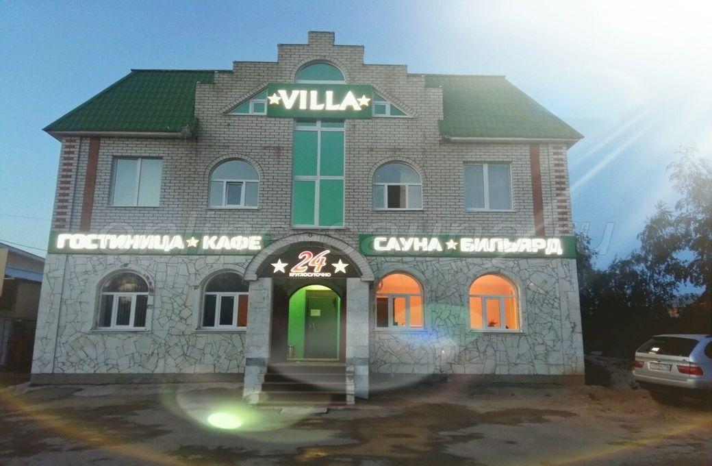Villa, гостинично-развлекательный комплекс